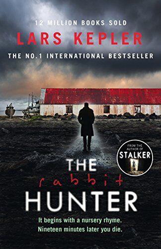 Lars Kepler The Rabbit Hunter (Joona Linna,