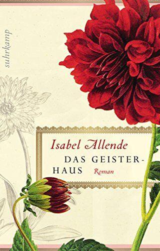 Isabel Allende Das Geisterhaus ISBN:9783518045879