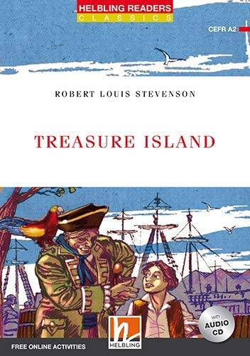 Robert Louis Stevenson Treasure island.
