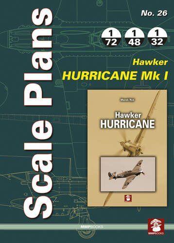 Marek Rys Hawker Hurricane Mk I ISBN:9788363678869