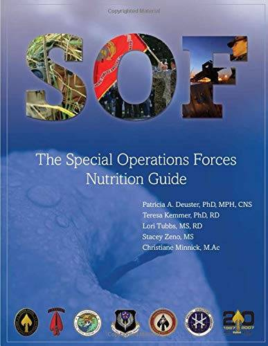 Dr. Patricia Deuster The Special Operations