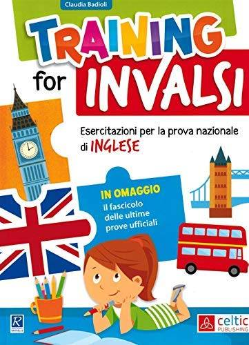 Claudia Badioli Training for INVALSI.