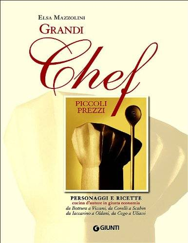 Elsa Grandi chef piccoli prezzi. Personaggi e