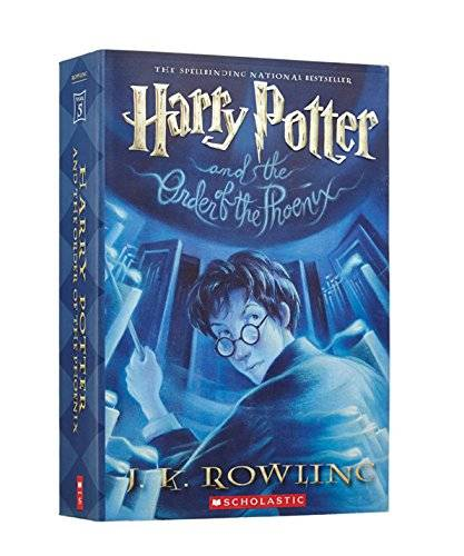 J. K. Rowling Harry Potter and the Order of