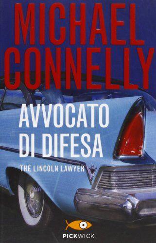 Michael Connelly Avvocato di difesa