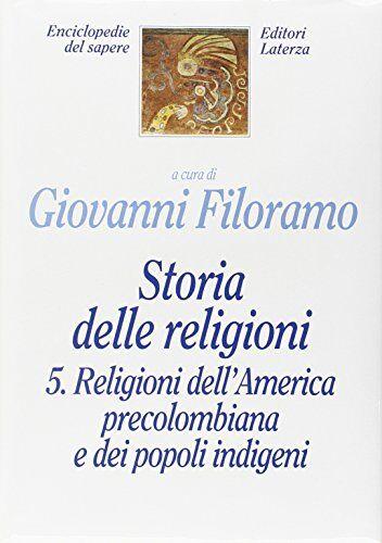 Storia delle religioni: 5 ISBN:9788842052050
