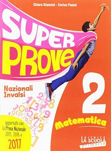 Super prove nazionali INVALSI. Matematica, Per