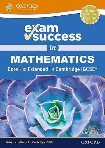 Ian Bettison Complete mathematic core and