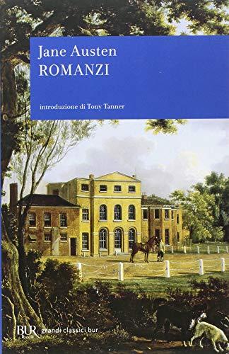 Jane Austen Romanzi ISBN:9788817018579