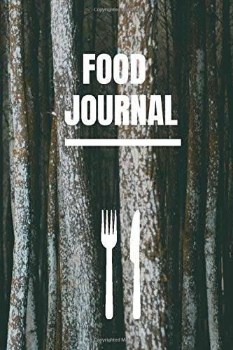self-help book FOOD JOURNAL ISBN:9781675947241
