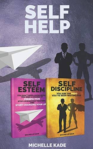 Michelle Kade Self Help: This Book Includes 2