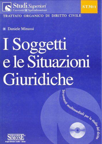 Daniele Minussi I soggetti e le situazioni