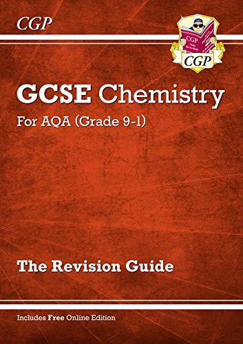CGP Books Grade 9-1 GCSE Chemistry: AQA