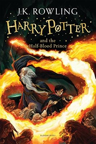 J.K. Rowling Harry Potter and the Half-Blood