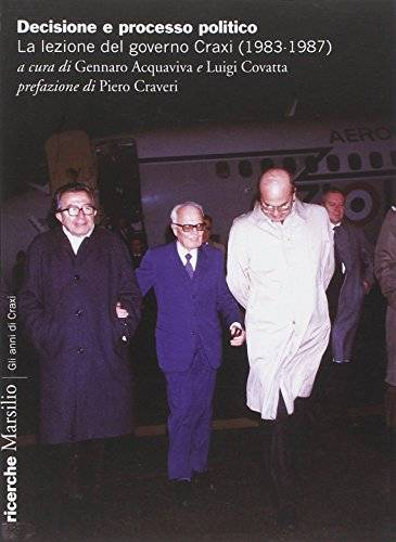 Decisione e processo politico ISBN:9788831720137
