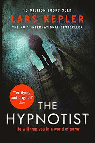 Lars Kepler The Hypnotist (Joona Linna, Book