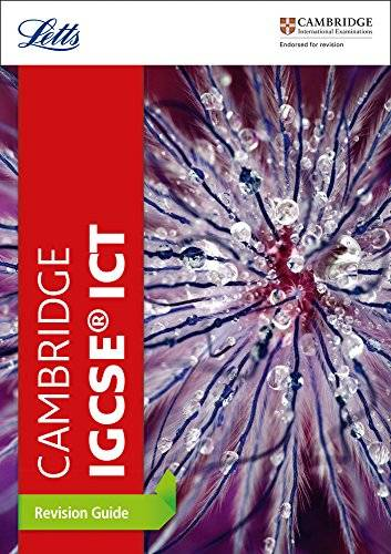 Letts Cambridge IGCSE Cambridge IGCSETM ICT