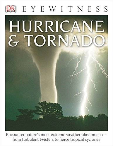 Jack Challoner Eyewitness Hurricane & Tornado