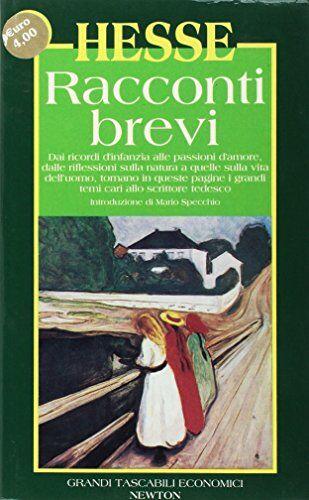 Hermann Hesse Racconti brevi ISBN:9788879838665