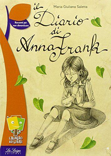 Maria Giuliana Saletta Il diario di Anna Frank