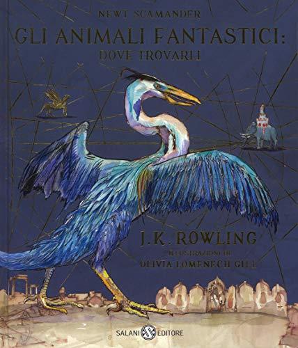 J. K. Rowling Gli animali fantastici: dove