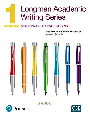 Linda Butler Longman academic writing. Series