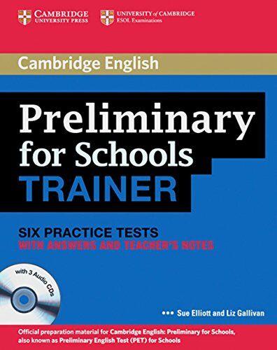 Sue Elliott Cambridge Preliminary English Test