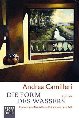 Andrea Camilleri Die Form des Wassers: