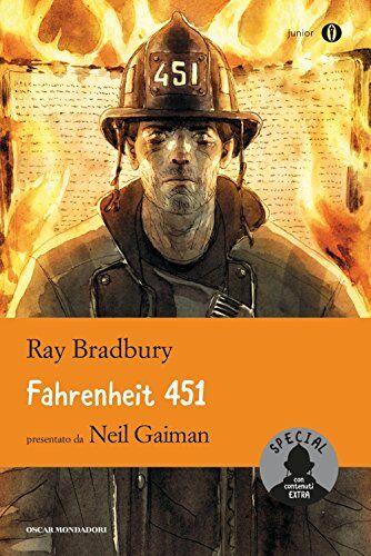 Ray Bradbury Fahrenheit 451. Oscar junior