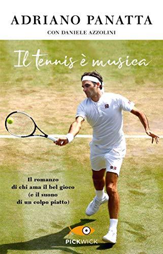Adriano Panatta Il tennis è musica