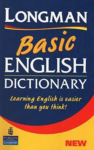 Kolektif Longman basic english dictionary