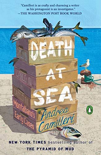 Andrea Camilleri Death at Sea: Montalbano's