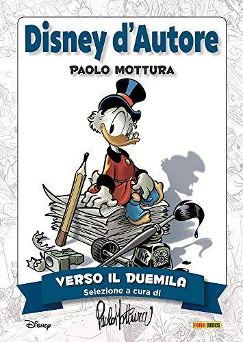 AA.VV. Paolo Mottura Disney d'autore 3 Mottura