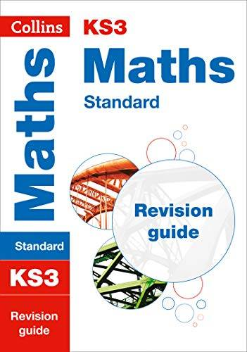 Collins KS3 KS3 Maths (Standard) Revision