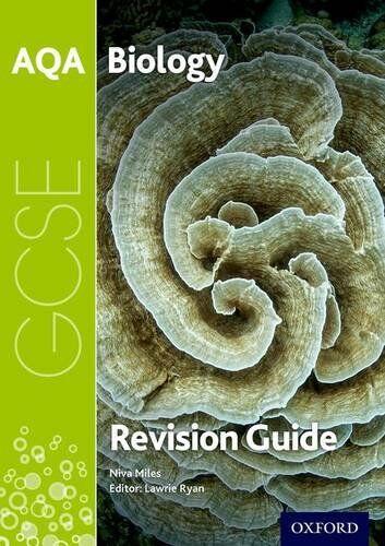 Niva Miles AQA GCSE Biology Revision Guide