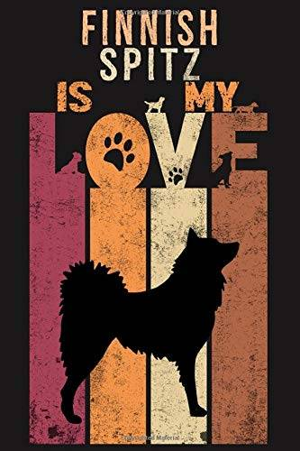 Dogs Journals Publishing Finnish Spitz Is My