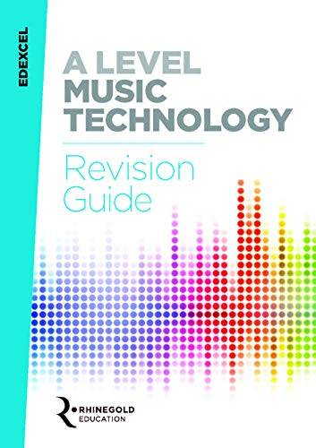 James Reevell Edexcel A Level Music Technology