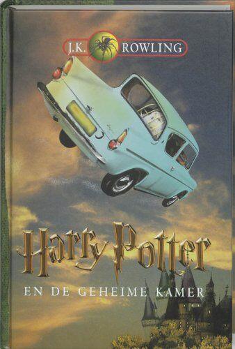 J.K. Rowling Harry Potter en de geheime kamer