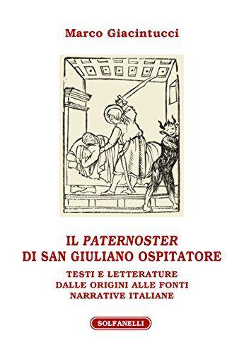 Marco Giacintucci Il «paternoster» di San