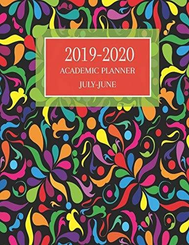 Big Sky Ink Academic Planner: Weekly And