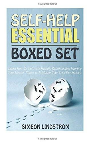 Simeon Lindstrom Self-Help Essential Boxed