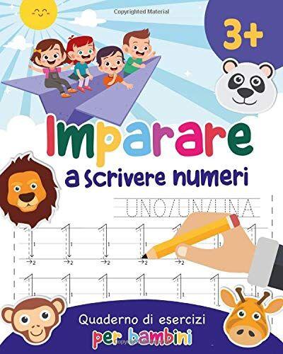 Crinanca Print Imparare a scrivere numeri: