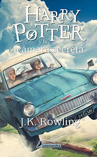 J. K. Rowling Harry potter y la camara