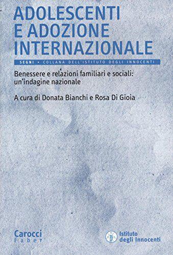 Adolescenti e adozione internazionale.