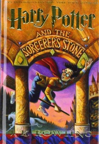 J. K. Rowling Harry Potter and the Sorcerer's