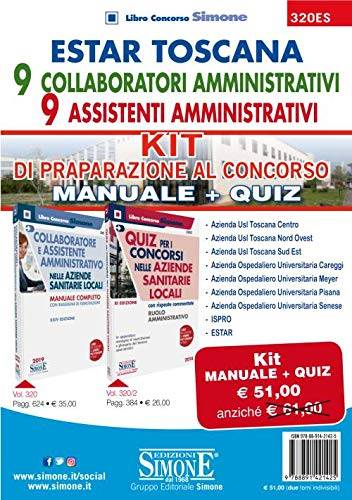AA.VV. ESTAR Toscana - 9 Collaboratori