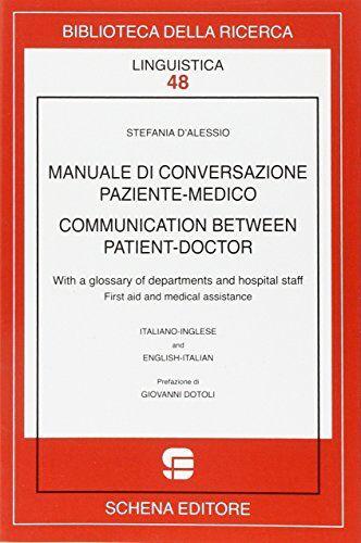 Stefania D'Alessio Manuale di conversazione