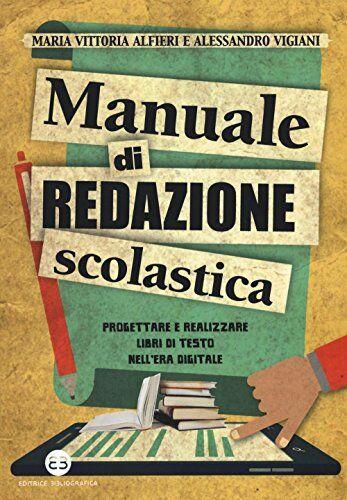 Maria Vittoria Alfieri Manuale di redazione