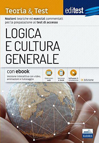 AA. VV. EdiTEST. Logica e cultura generale.