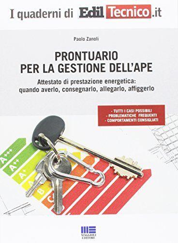 Paolo Zanoli Prontuario per la gestione